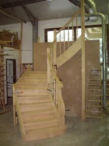 Menuiserie Heusbourg - Escaliers/Garde-Corps